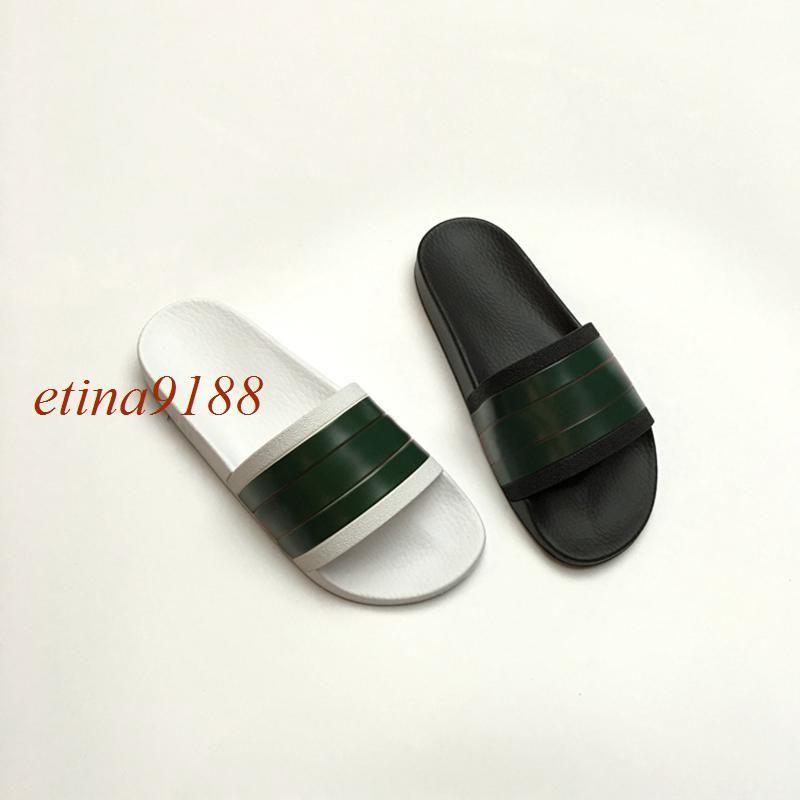 a25d30e1f Hotsale Mens Fashion Stripes Slider Sandals with Rubber Sole Summer ...