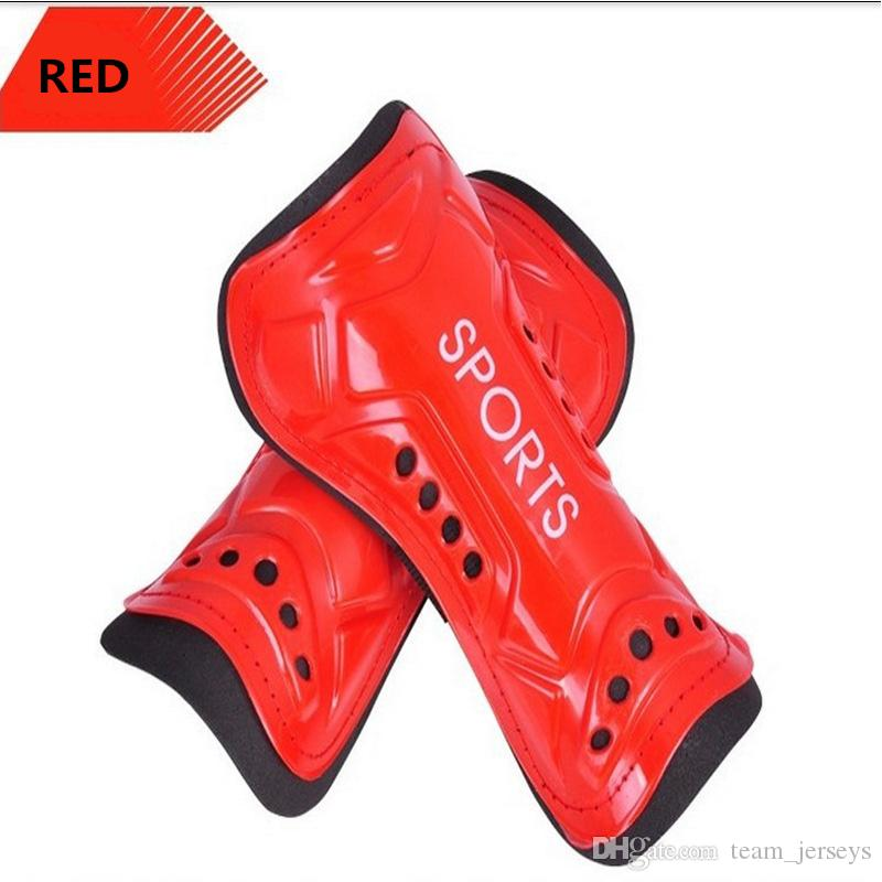 High Quality Adjustable Band Shin Pads Soccer Shin Guard caneleira Protective Leg Protection Football Shin Pads Protectors