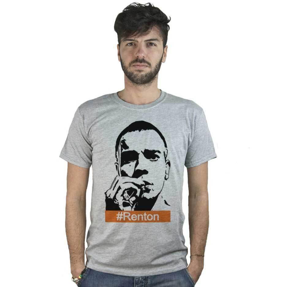 Acquista T Shirt Trainspotting Renton d1a06b7b6e5