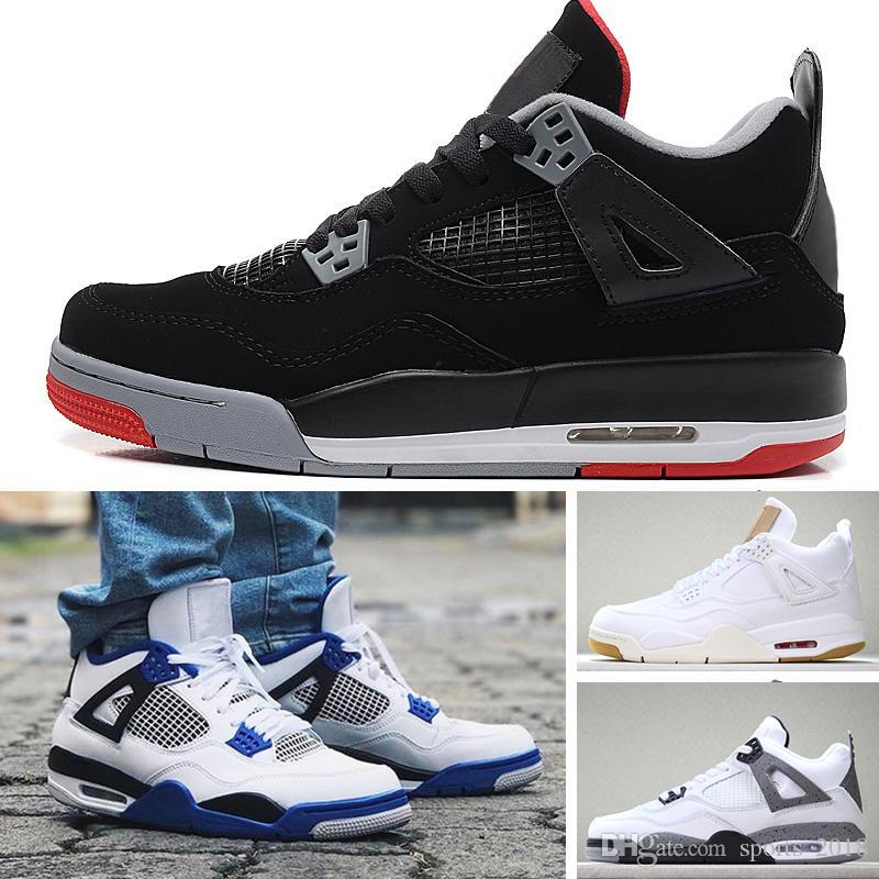 big sale 050d9 83b13 ... shop compre nike air jordan 4 retro basketball shoes houston azul 4  raptors 4s hombre zapatillas