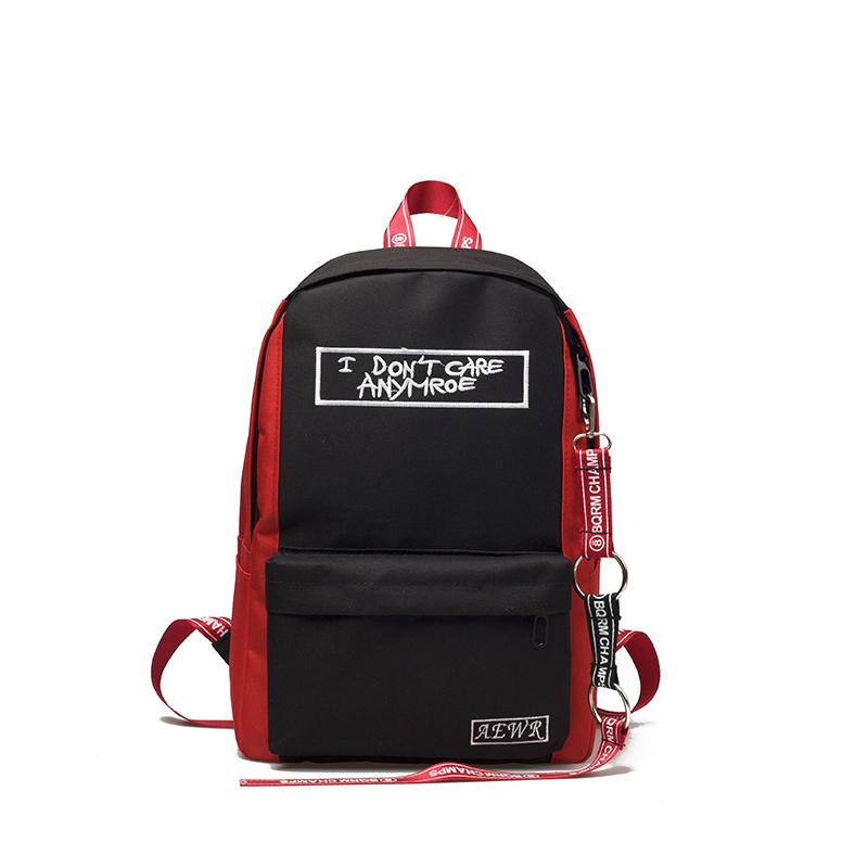 Student Backpacks Boys And Girls Junior High School Students