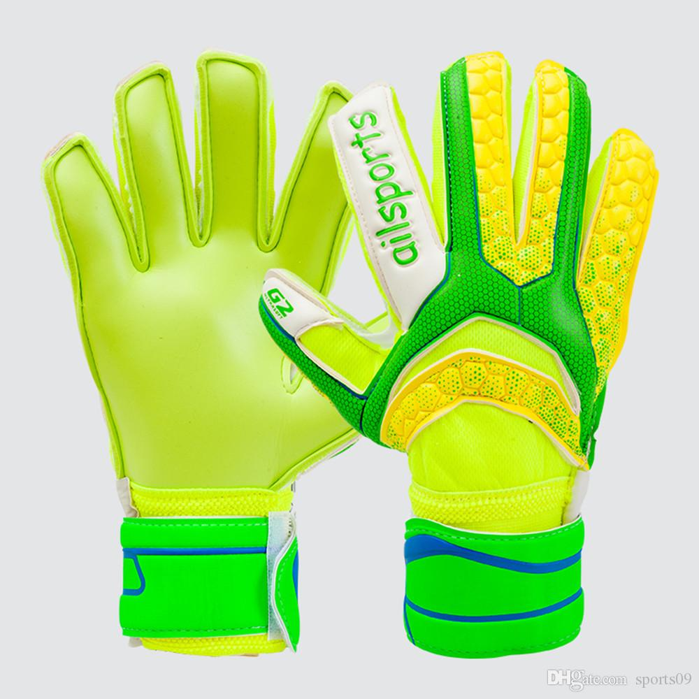 2018 New Children Men Soccer Glove Without Fingersave Professional Goalkeeper  Gloves Goal Keeper Women Gloves Soccer Goalie Guantes De Porte UK 2019 From  ... 5de6226c1
