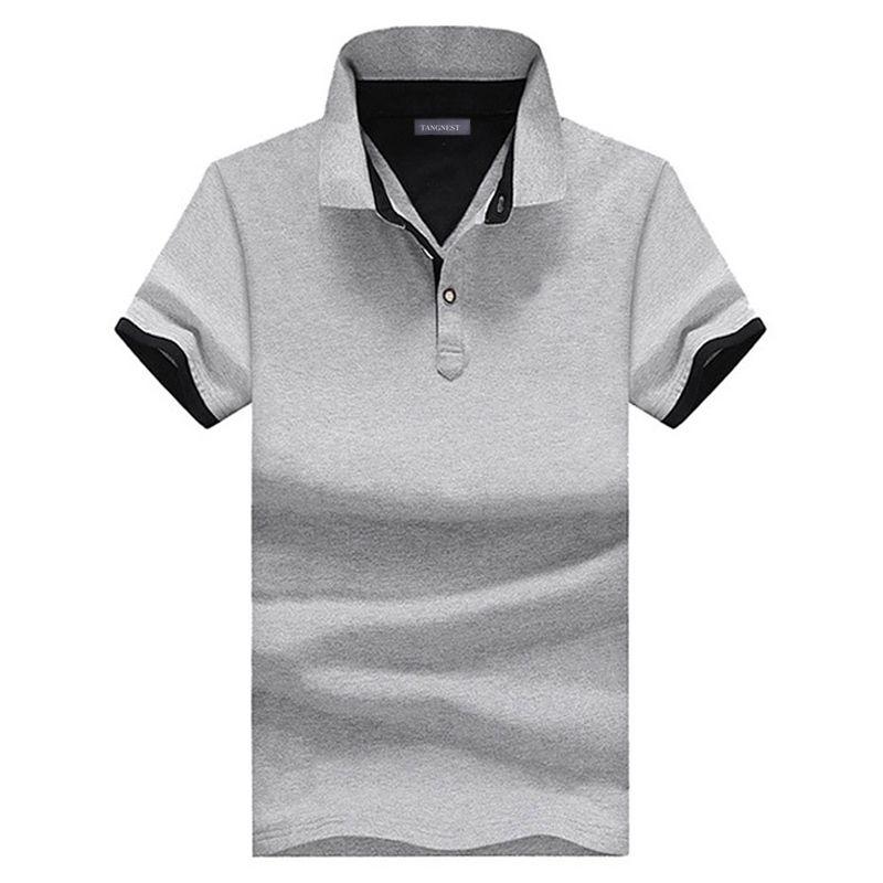Compre Men  s Marca Camisa Polo Homens Respirável Manga Curta Camisa Marcas  Jerseys Golftennis Camisa Polo Novo De Yuzhaolin aafbdfd6540e5