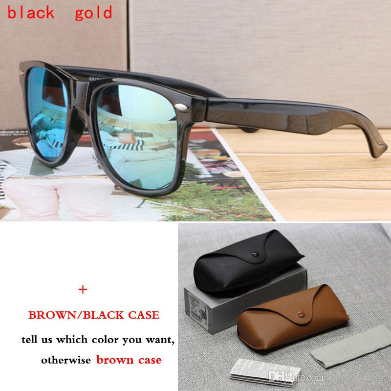 69737eb3a78 New Fashion Round Sunglasses Brand Designer Eyewear Glasses Men Women  Mirrored Cool Sunglasses With Cases Box Cheap Online Sale Prescription Glasses  Online ...