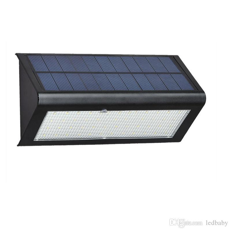 Acheter Les Lumières Solaires 48 LED Lampe À Énergie Solaire Étanche ...