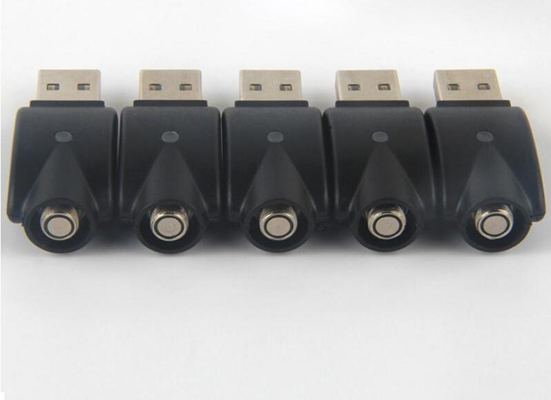 O-Pen Pil Şarj Kablosuz eGo USB Şarj Elektronik Sigara şarj tüm ego 510 iplik için siyah usb şarj adaptörü pil