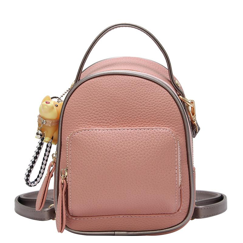 2018 Women Leather Backpack Children Backpack Mini Women Cute Back Pack  Backpacfor Teenage Girls Small Bag Back Packs Rolling Backpacks From  Nevada a3b49ab253060
