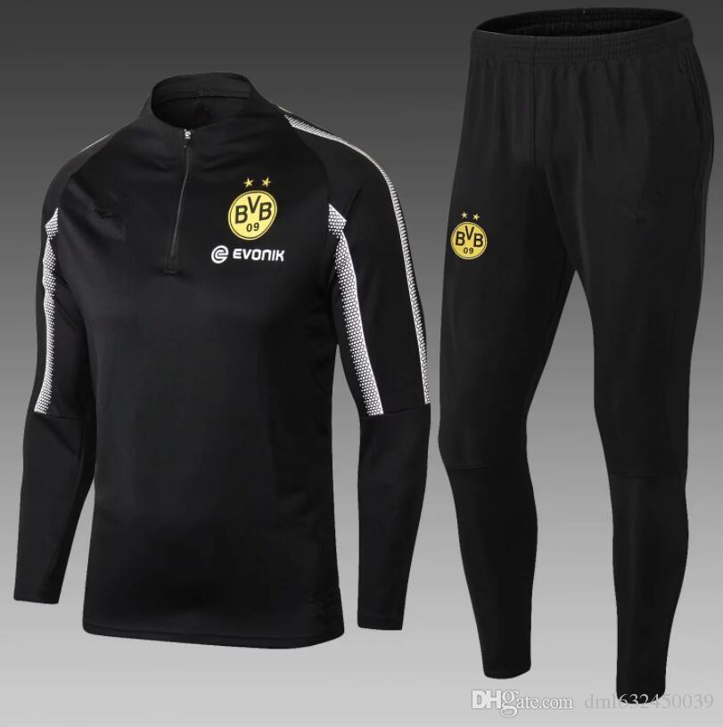 completo calcio Borussia Dortmund Uomo