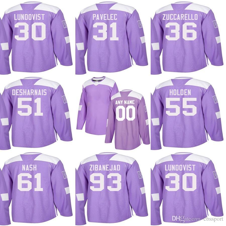 89d6f172b Custom Mens Momens Kids New York Rangers 30 Henrik Lundqvist 31 ...