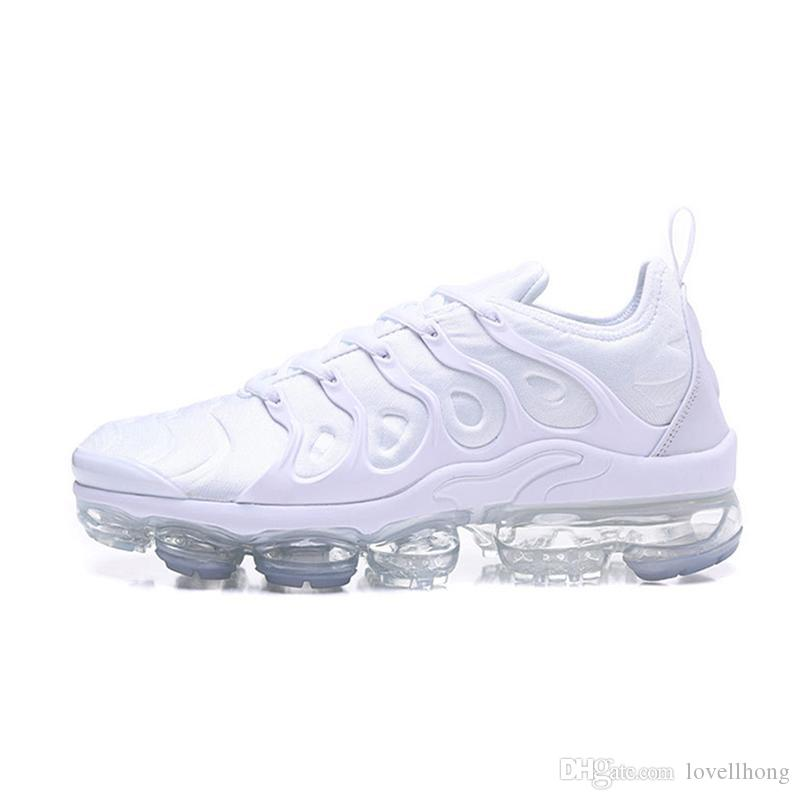 Nike Air Max TN Plus vapormax airmax TN Plus Olive En Métallisé Blanc Argent Colorways Chaussures Hommes Chaussures Pour Course Mâle Chaussure Hommes