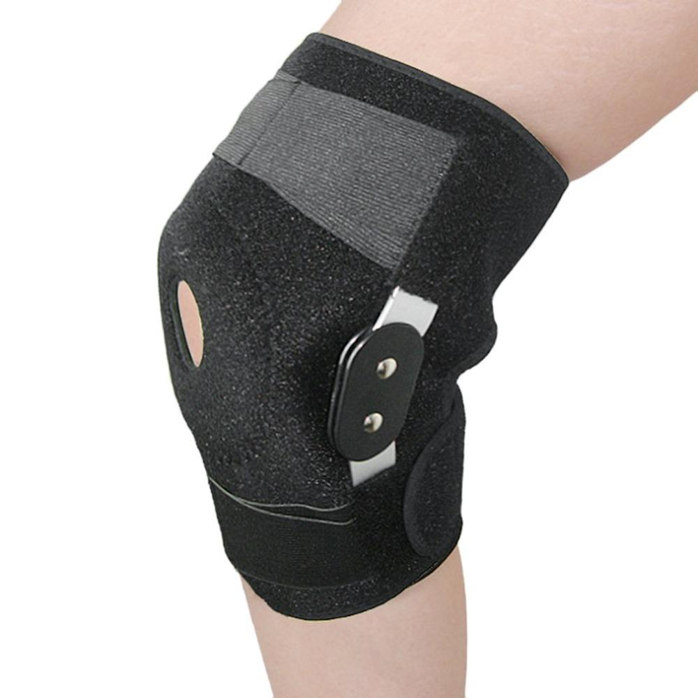 0e55991039 Knee Support Brace Adjustable Knee Support Pads Ligament Sport Orthosis  Protector 52*30CM UK 2019 From Litchiguo, GBP £21.37 | DHgate UK