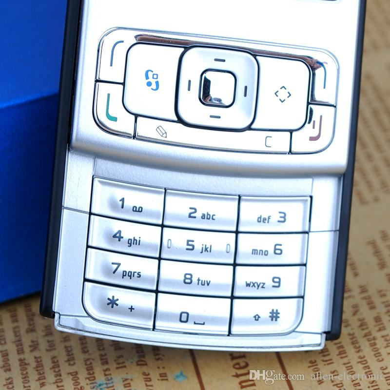 2016 Time-limited Symbian 2017 Refurbished Hot Original for Nokia N95 Wifi Gps 5mp 2.6''screen 3g Unlocked Mobile Phone free Dhl