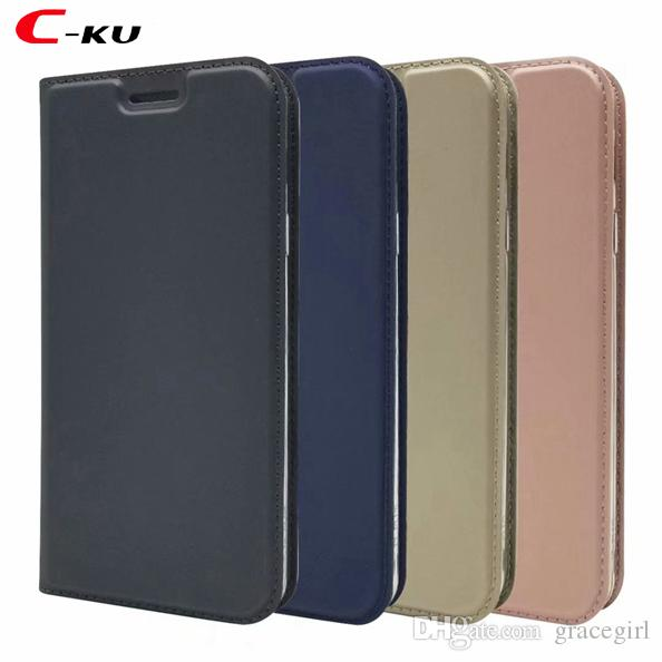 1ebad0777e4 Luxury Magnetic Wallet Leather Case For Samsung Galaxy J7 Plus A9 Star A6  J4 J6 2018 J2 Pro J5 Prime NOTE9 MOTO G6 LG G7 Flip Stand Cover Cheap Phone  Cases ...