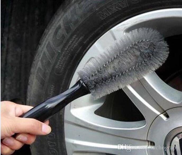 Колеса автомобиля шин Rim Scrub щетка Стиральная уборщик грузовик Мотоцикл Велосипед Мытье Очистка инструмента 50 штук