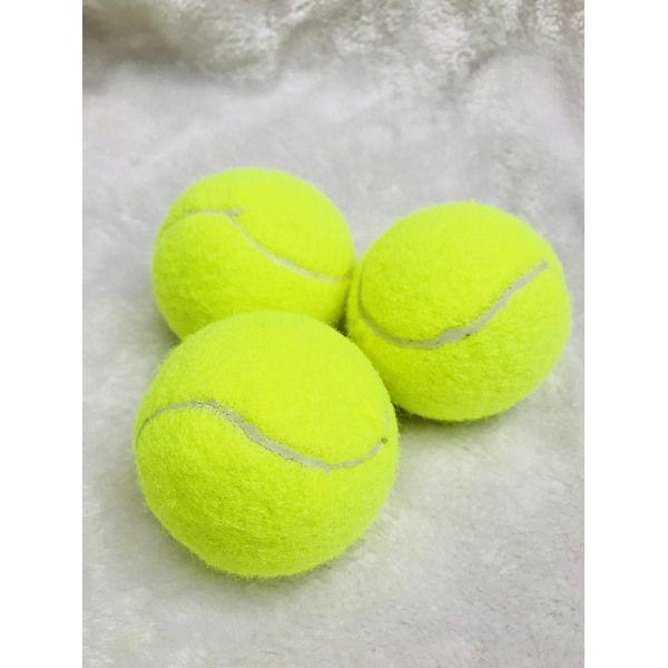 Hw 42 Good Quality Professional Training Yellow Color Tennis Ball