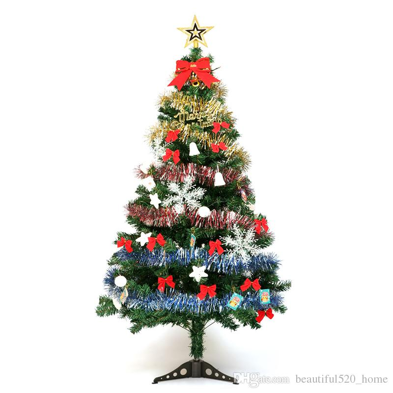 59 Inch Christmas Tree Indoor Outdoor Christmas Decorations Trees