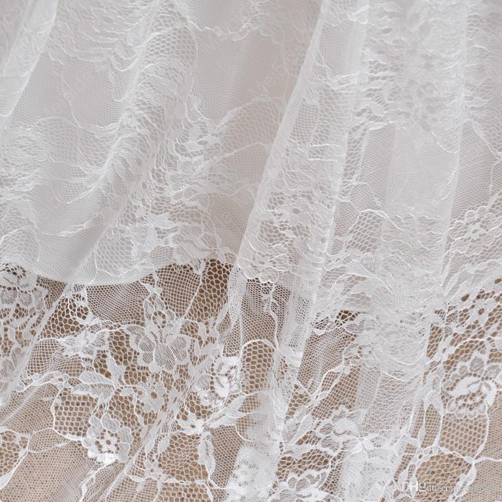 ريال شاطئ بوهو الرباط فساتين زفاف 2020 الديكور كريستال القوس عارية الذراعين الصيف أثواب الزفاف الرسمي أثواب الزفاف العروس فساتين الصين اون لاين
