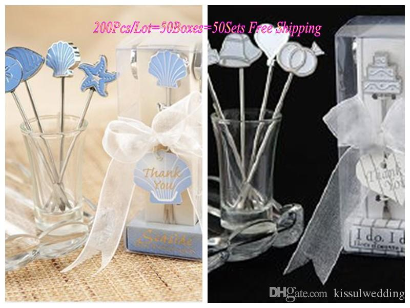 2019 50boxes Seaside Wedding Reception Gifts Of Seaside Hors D