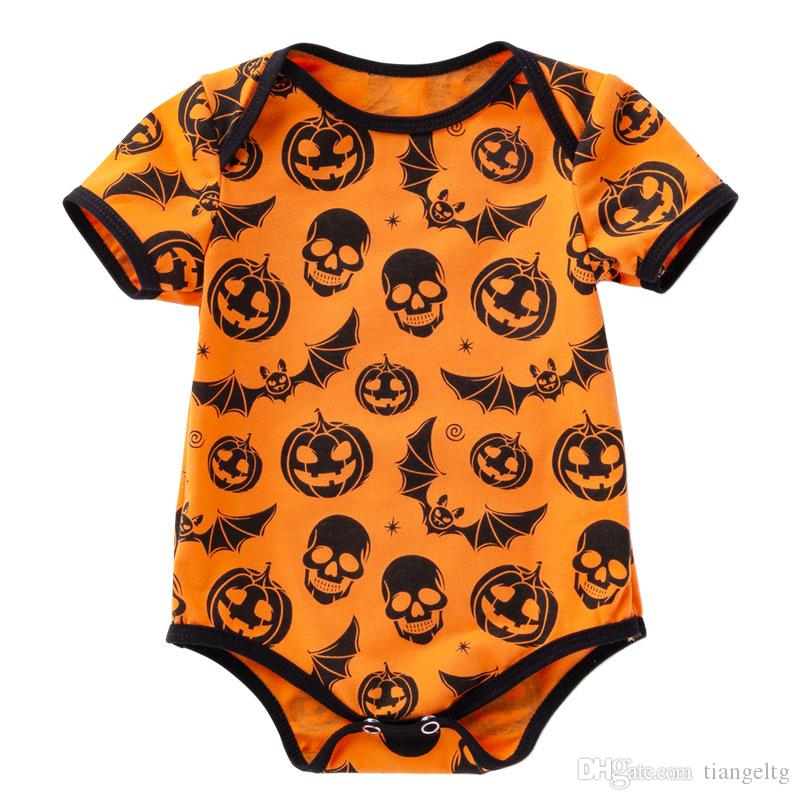 b00791473 Newborn Baby Clothes Boys Girls 12 Designs Halloween Triangle ...