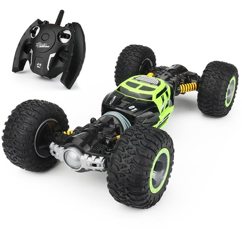 Monster Truck Rc Cars >> Rc Car Huge High Speed Off Road Vehicles 2 4g 4wd Climbing Monster