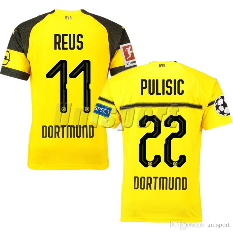 5f061e37d Acquista Borussia Dortmund 2017 18 Home Away Portiere A Maniche Lunghe  Pullover Di Calcio Futbol Camisa Football Camisetas Kit Maglia Maillot A   16.35 Dal ...