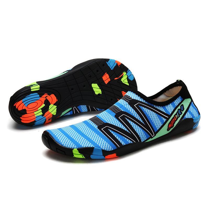 0eeb56d94cec Fashion Men Women s Water Shoes Beach Quick Dry Lightweight Barefoot ...