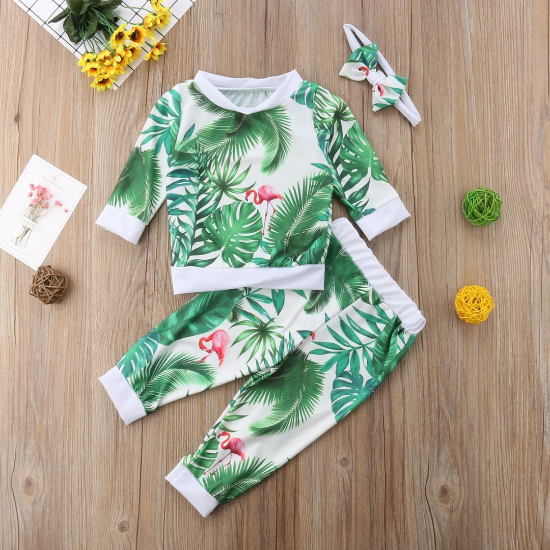 adc6b0962 2019 Canis Casual Cute US Newborn Infant Baby Girl Long Sleeve ...