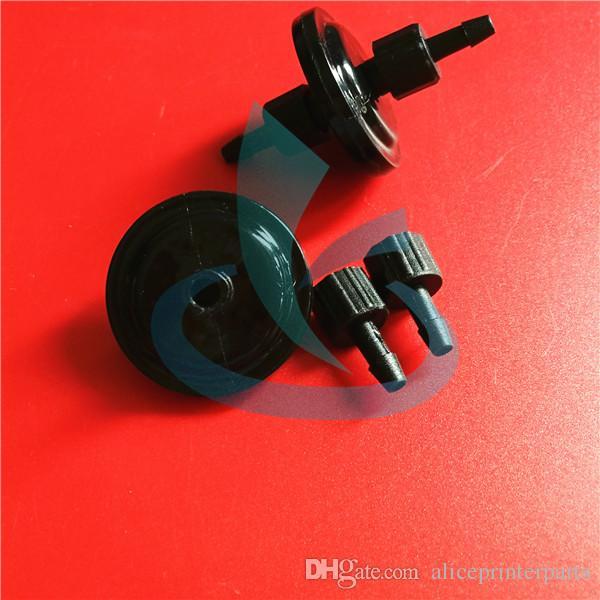 DHL Freies verschiffen großformatdrucker 30mm disc ink filter schwarz farbe für Seiko Spectra Skywalker Konica kopf UV tintenfilter