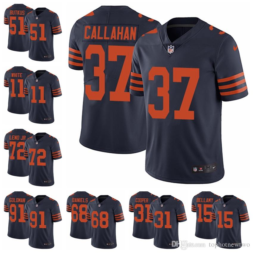 Chicago Limited Football Jersey Bears Navy Blue Rush Vapor Untouchable 52  Khalil Mack 10 Mitchell Trubisky 54 Brian Urlacher 21 Online with   29.59 Piece on ... 02d0f4f30