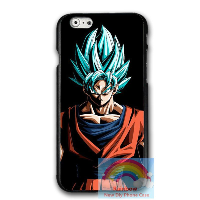 new product 37086 df769 Designs Dragon Ball Z Cover Case for Iphone 6 6s , Dragon Ball Z Goku For  Iphone 8 8plus/Samsung S7 S8 Hard Plastics Phone Protective Case