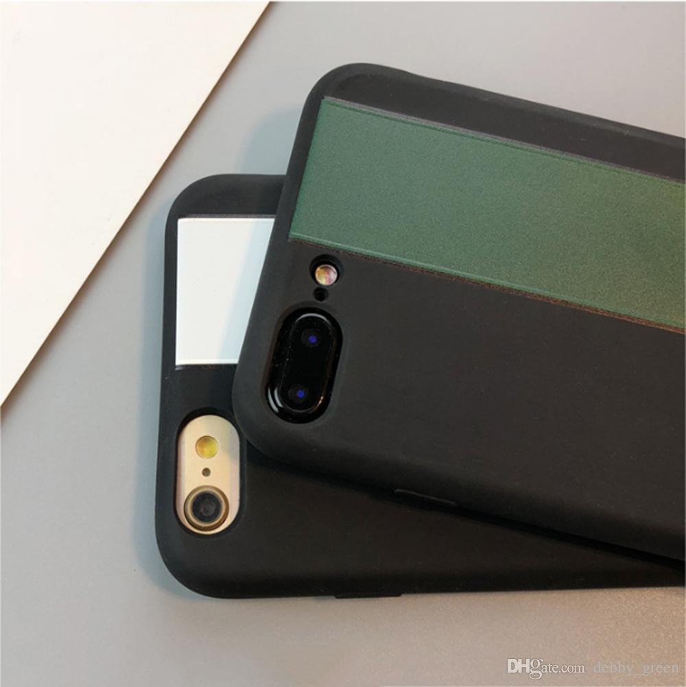 Telefon kılıfı için iPhone X 7 7 artı 6 6 S artı Telefon Kılıfı En Kaliteli iPhone8 için Serin Moda TPU yumuşak kapak 8 artı