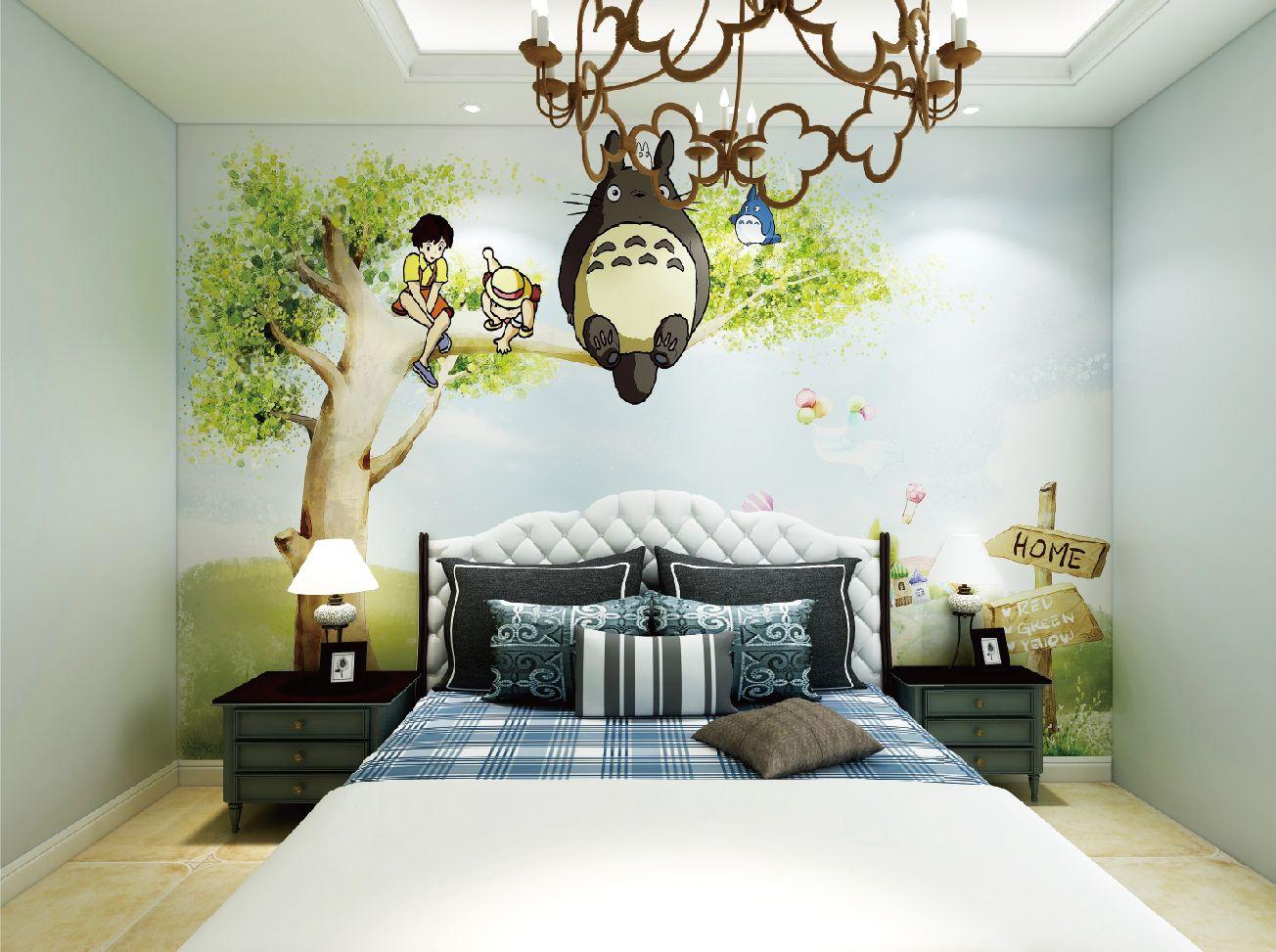 acheter livraison gratuite personnalis japonais film d 39 animation dragon chat fond d 39 cran. Black Bedroom Furniture Sets. Home Design Ideas
