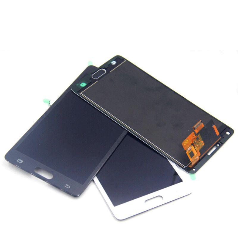 Samsung orijinal Galaxy Note4 N910C N910A N910F LCD ekran dokunmatik LCD dokunmatik LCD ekran değiştirin.