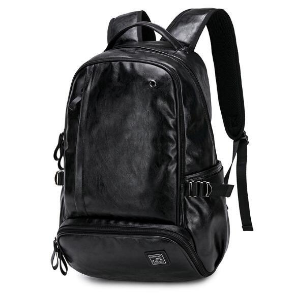 Backpacks Mens High-end Washing Canvas Multi-color Student Bag Trend Leisure Zipper Shoulder Computer Travel Multi-purpose Backpack