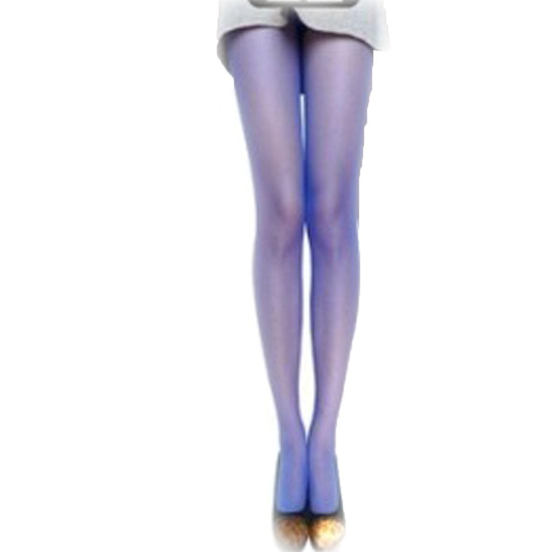 2018 Rose Red Pink Blue Tights 2017 Summer Slim Sexy Long Stockings Ladies Girls Summer Thigh High Pantyhose Women Thin Collant Femme From Sikaku
