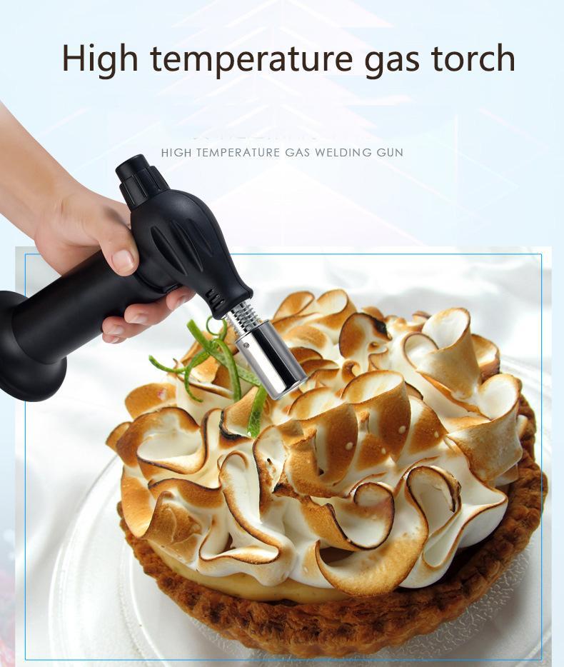 1300 degree high temperature jet lighter torch lighter kitchen adjustable flame gun lighter camping bbq igniter