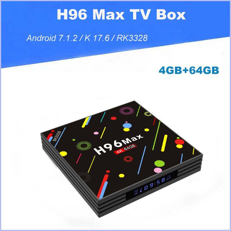 H96 Max H2 64Gb Rom 2 – Meta Morphoz