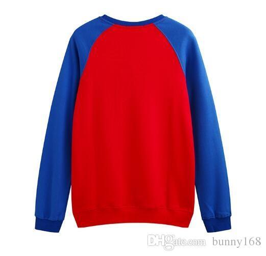 4329026bfbb New Hip Hop Women Men Sportswear Hooded Sweatshirts Mens Pullover ...