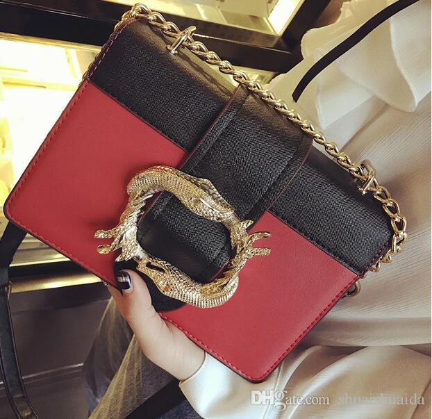 2018. Small. Polychromatic. PU. Ladies casual fashion bag. Woman bag. Mini. Cross Body. Shoulder Bags. Mobile phone bag. Metal parts.
