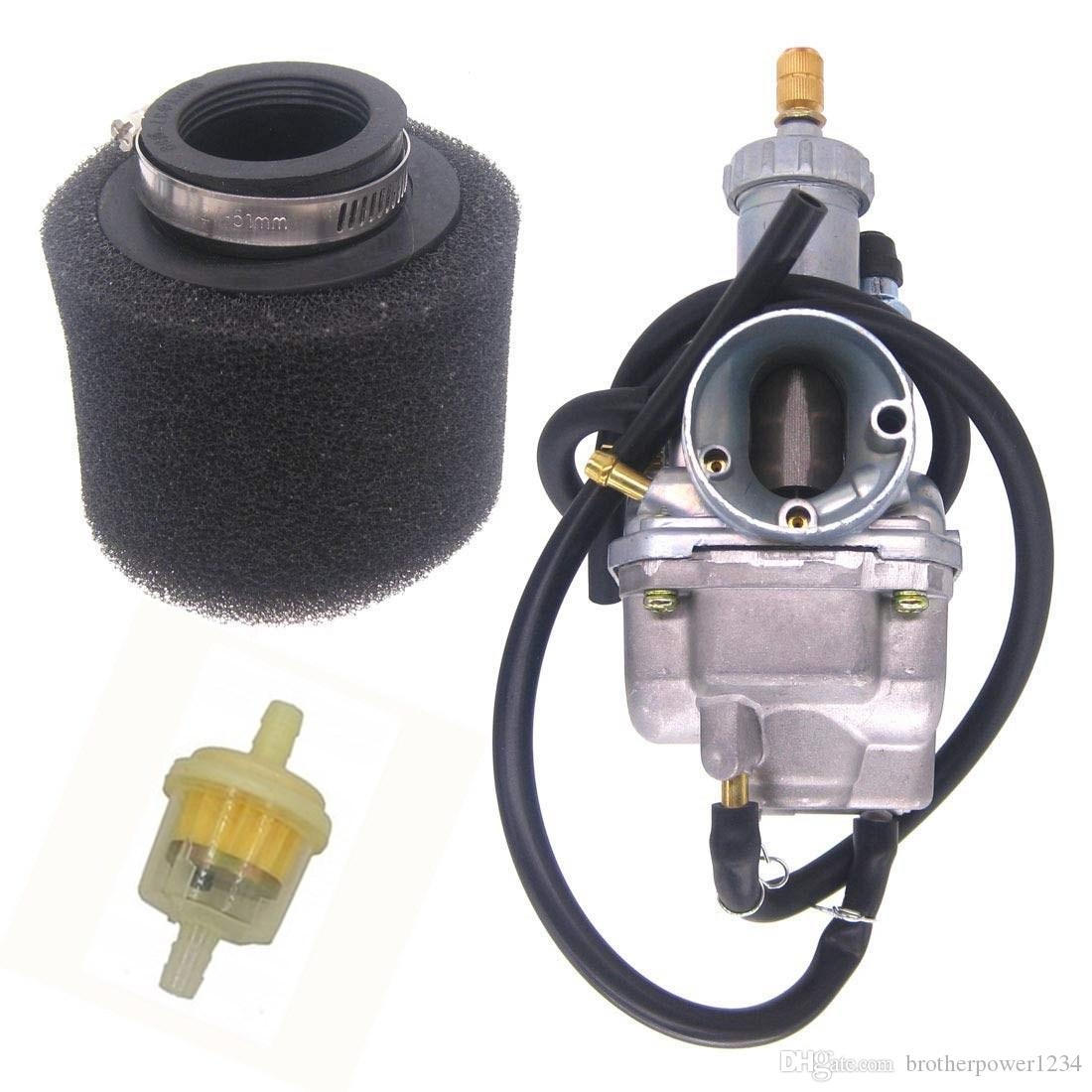 2018 Carburetor With Air Filter Fuel Filter For KAWASAKI Bayou 220 KLF220A  KLF220 Replace 15003 1080 From Brotherpower1234, $25.12   DHgate.Com