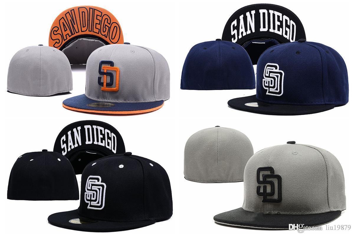 05a1e91258a6e Cheap New Arrival Padres Baseball Caps New Fashion Women Girl Men ...