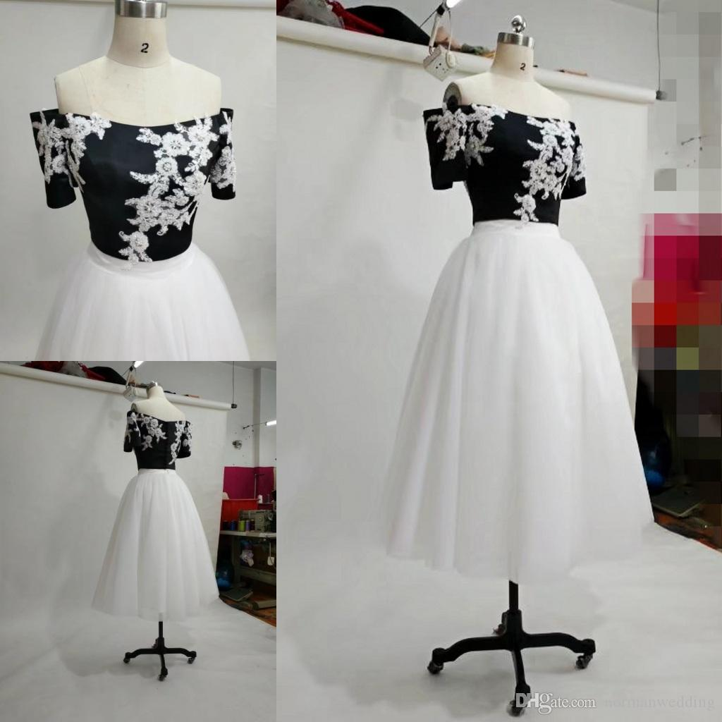 3cbbcc691b Semi Formal Dresses Black And White