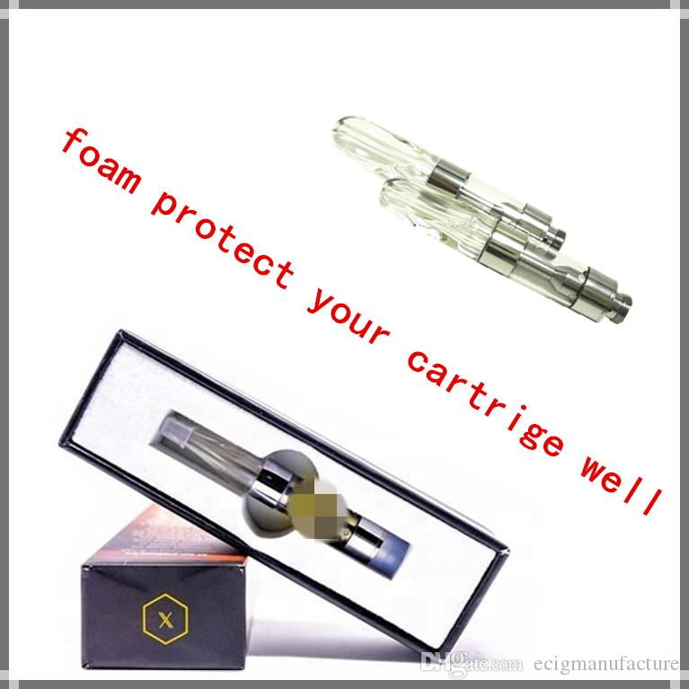 cartridge tube package tube package atomizer Vapen box Vapen blister tubes  stickers package for 510 vaporizer cartridges and batteries