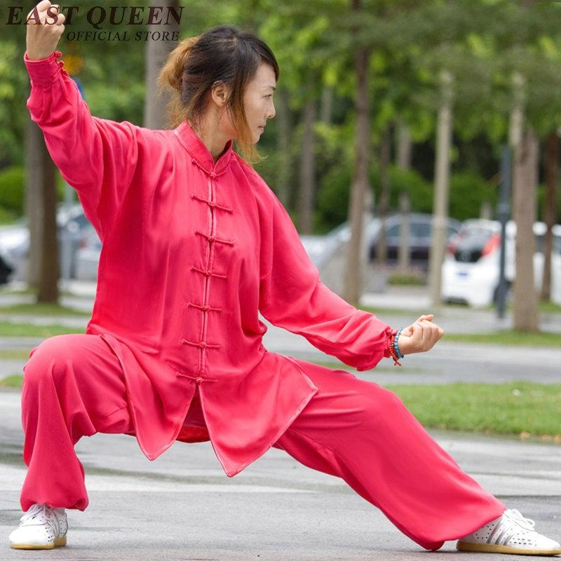 New Arrival taichi clothing tai chi clothing women kung fu uniform traditional chinese for men woman NN0580 YQ