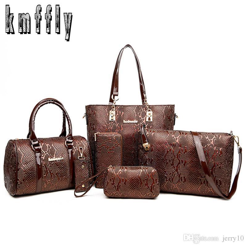 7398a0389f46e Women Leather Handbag Messenger Composite Bags Ladies Designer Handbags  Famous Brands Fashion Bag For Female Classic Bag Branded Bags Evening Bags  From ...
