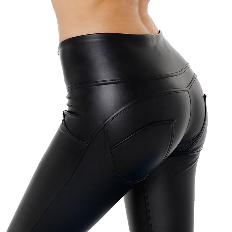78a6e0fba780d5 AK's hand sex shaping pants high waist fleece lined workout leggings faux  leather yoga pants bum shaping in stock forever