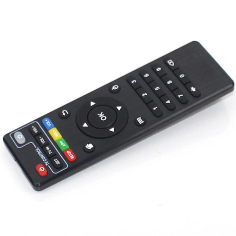 Black PC Remote Controller for MXQ PRO M8S V88/T95X/T9 Android 4 4 Smart TV  Box for IPTV Black Wireless TV Box Big Promotion