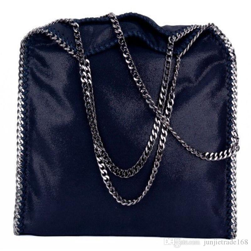 2018ss Diagonal Mobile Stella Handbags Falabella New Pvc Mc Chain ... 38b3822ecc26c