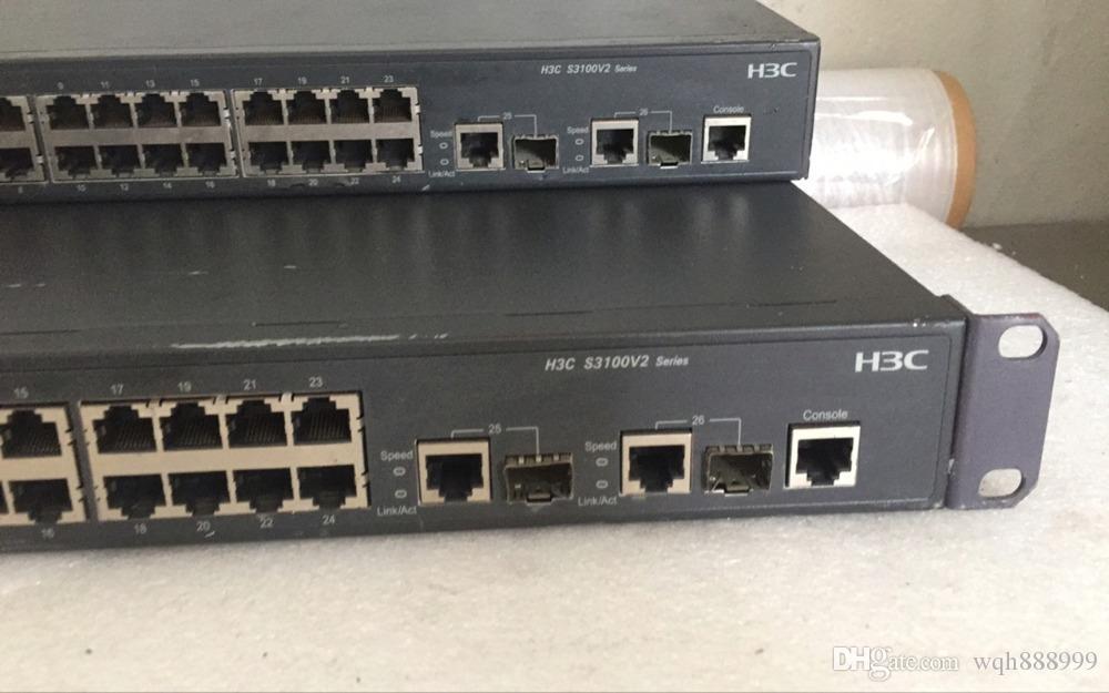 100% geprüfte Arbeit Perfekt für H3C LS-S5120-28P-LI 4SFP + 24 H3C RT-ICG2000C-AC-CTC H3C S5500-24P-WINet H3C ER2100V2-CN