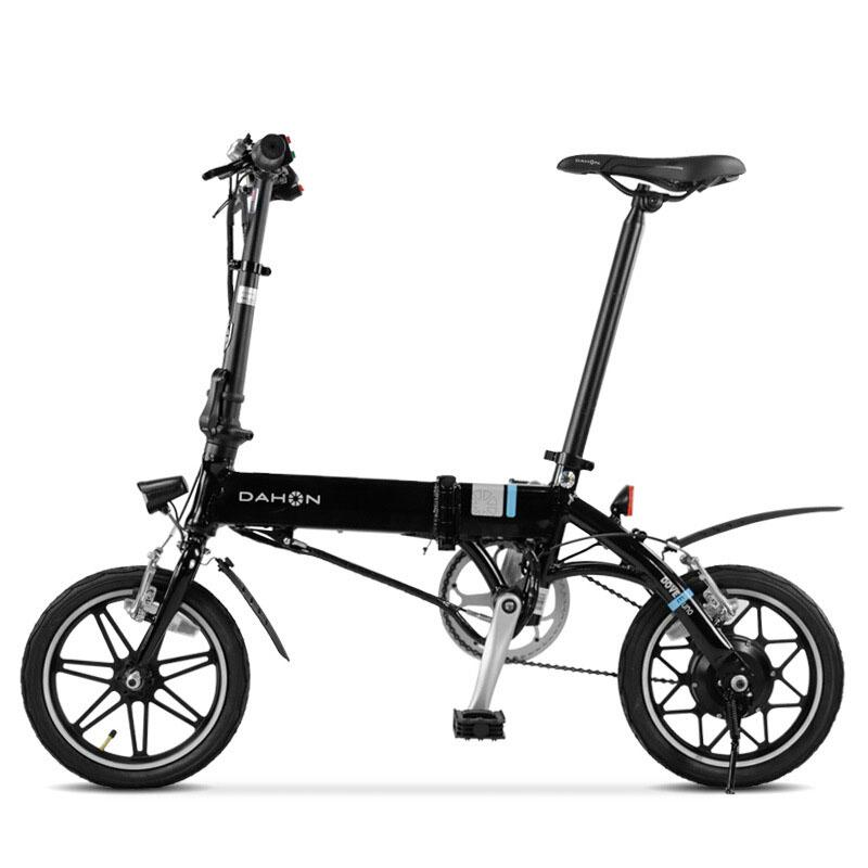14inch Mini Bici Elettrica Pieghevole 36v Batteria Agli Ioni Di Litio Nascosta Nel Telaio Lega Leggera In Lega Leggera Ebike In Lega Di Bicicletta
